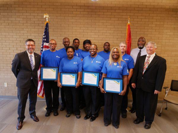 Photo of the Sept. 19 METRO New Ambassadors Ceremony